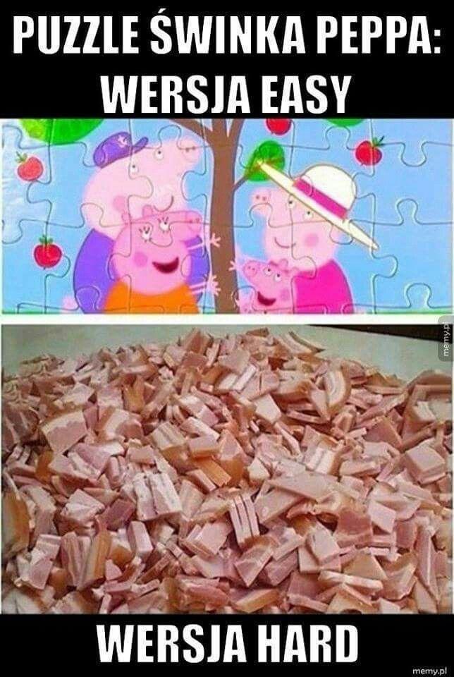 Nie ma jak puzzle