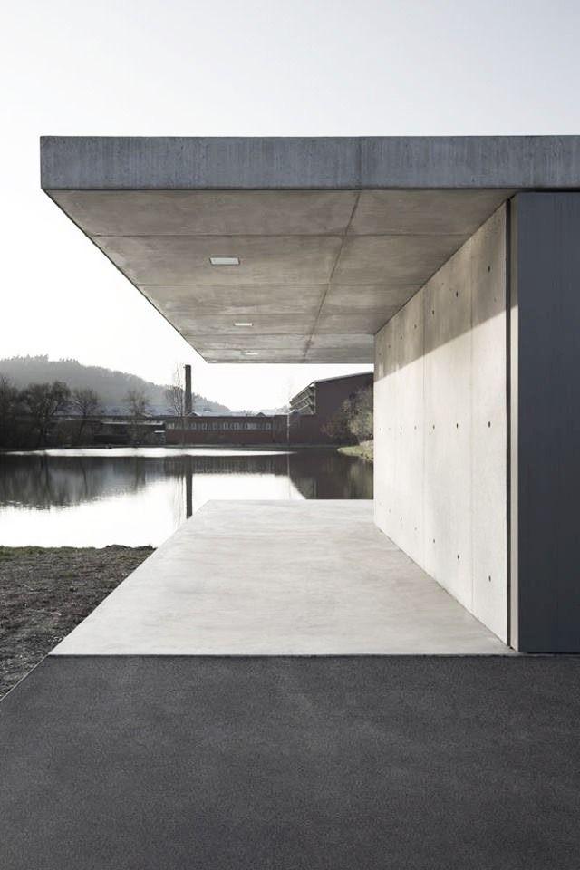 clean concrete.