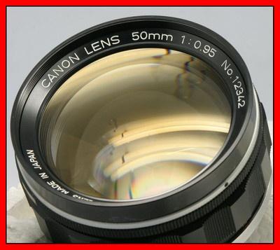 Canon f/0.95