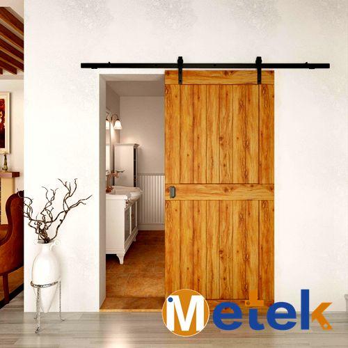 [METEK] 6.6 FT Cast iron hardware sliding door roller -- You can find out more details at the link of the image.