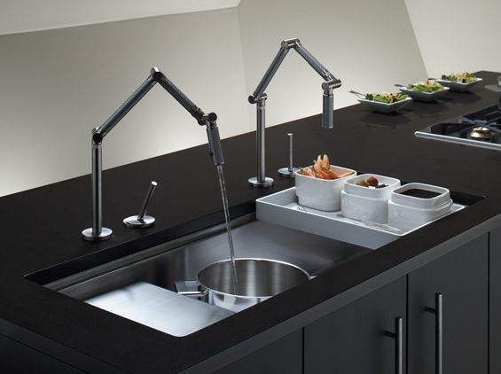Restaurant Inspired Kitchen Sink Awesome Accessories That Slide Around On Inside Edge Shallow