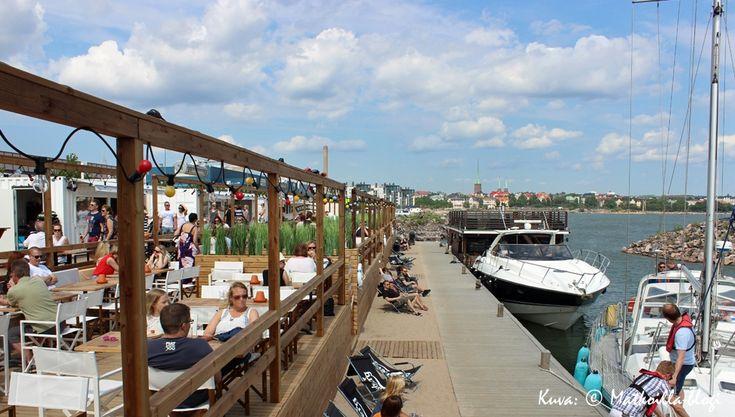 Hernesaaren Ranta, Helsinki. Kuva: © Matkoilla-blogi