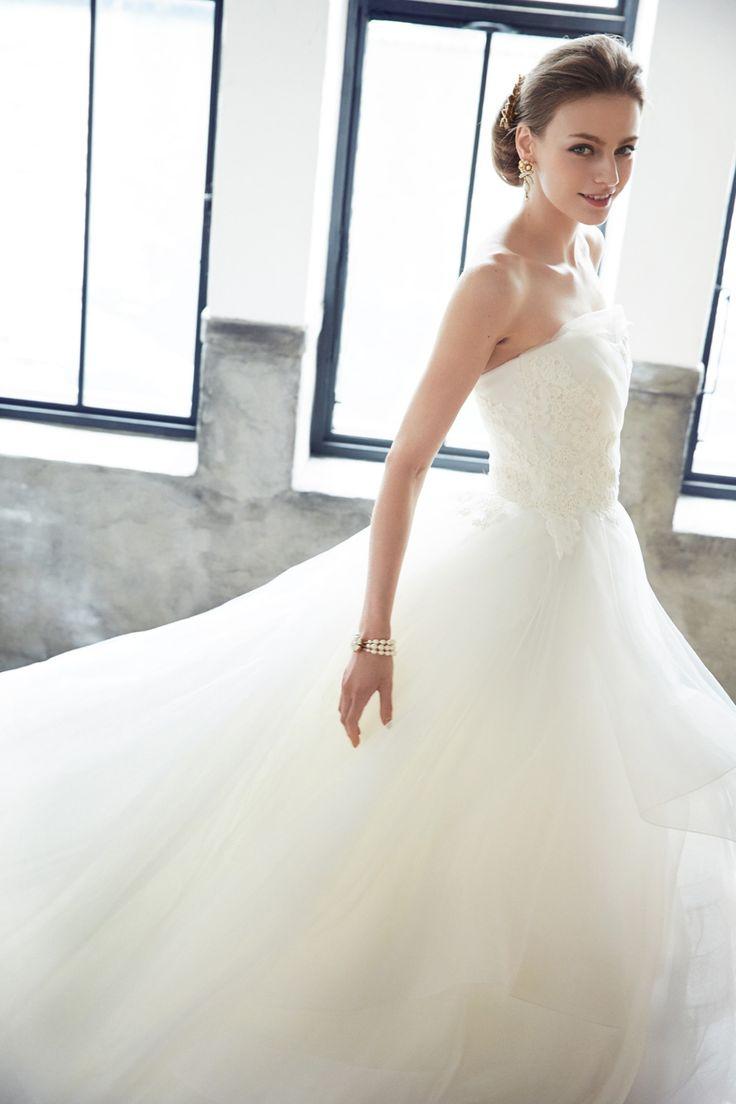 [DRESS:RIVINI sabina]  weddingdress weddingday white princess