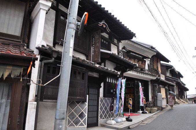 広島県福山市(2)~鞆の浦の古い街並み~