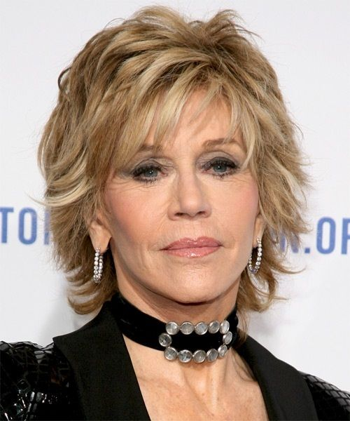 Short Haircuts For Older Women With Square Face