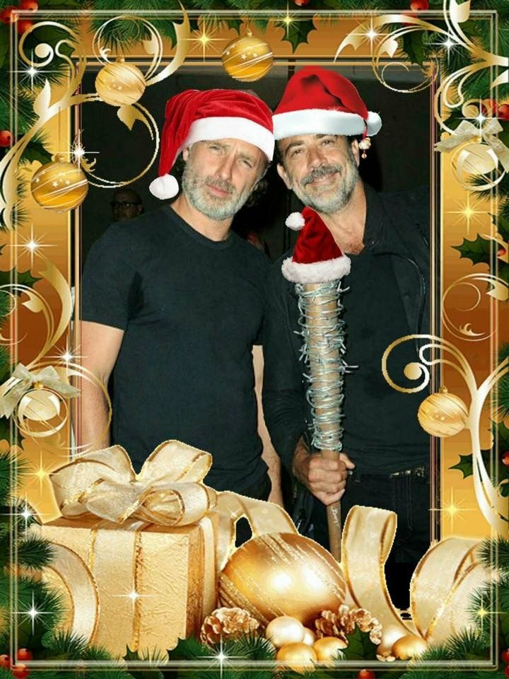 Merry Christmas | The Walking Dead (AMC)