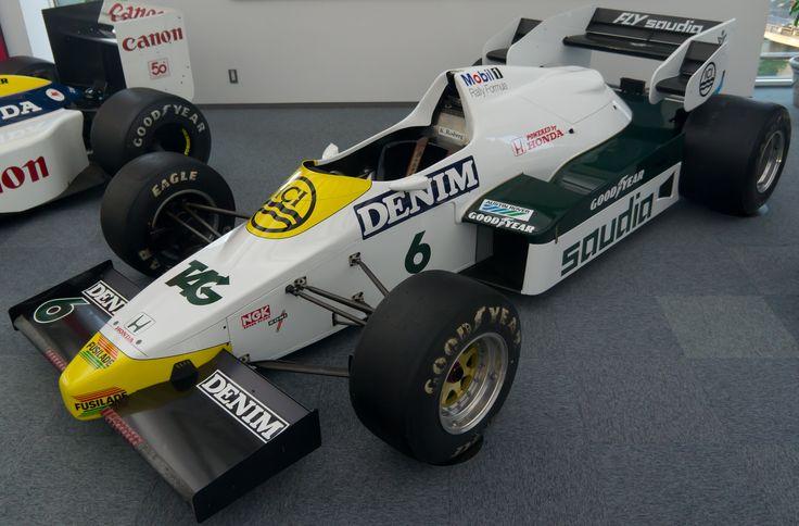 Williams FW09 1984