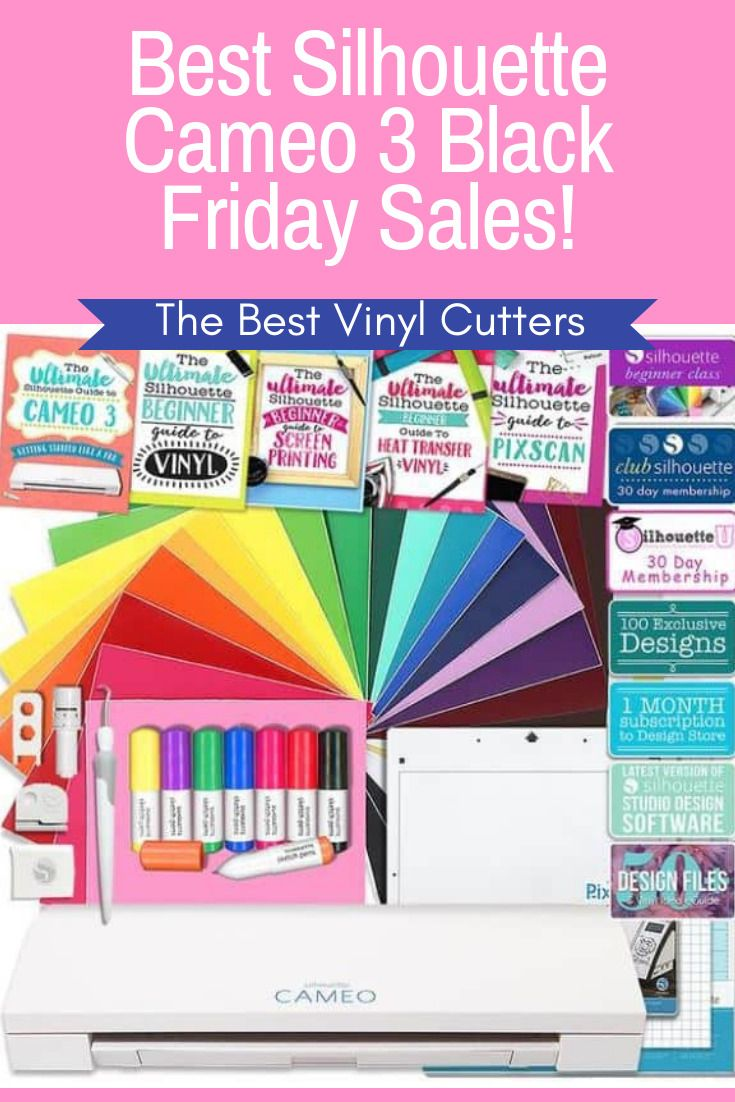 Black Friday And Cyber Monday Craft Deals Are Some Of The Best Deals You Will Get All Year Round Silhouette Cameo Diy Scrapbook Layouts Diy Gifts For Friends