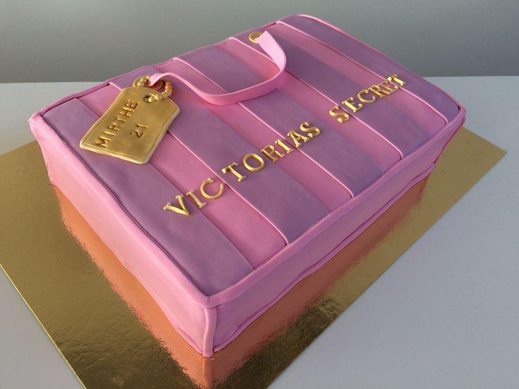 Victorias secret taart