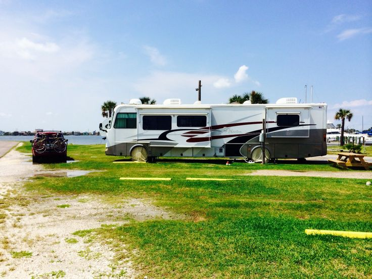 Good Times In Galveston Rv CampgroundsGalveston