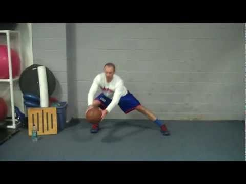 Here are 18 seldom used strength exercises for basketball players that require minimum equipment and can be done in or out of season.