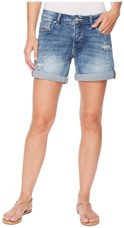 89e82079f79 Jag Jeans - Alex Boyfriend Shorts in Mid Vintage Women s Shorts ...