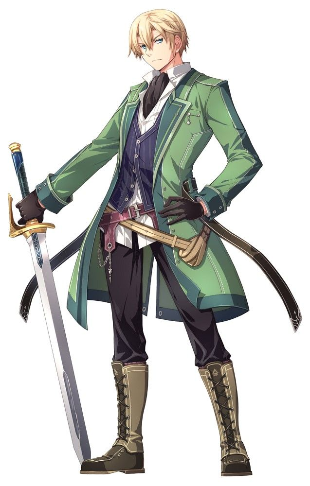 Character Designer Salary In Japan : The legend of heroes sen no kiseki ii set for september