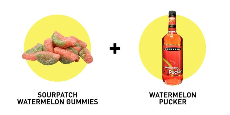 10+Things+You+Need+To+Soak+In+Alcohol+That+Aren't+Gummy+Bears  - Delish.com