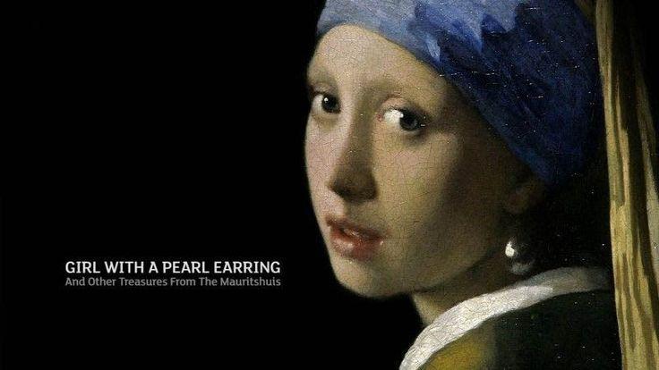 Great Art: Vermeer #art #painting