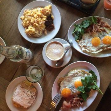 My favorite breakfast spots in Mexico City, Mexico City, Mexico - Townske
