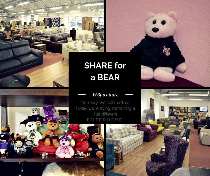 Bears from WB Furniture