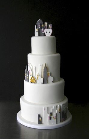 307 best new york city big apple themed wedding images on no 030 big apple cake junglespirit Choice Image
