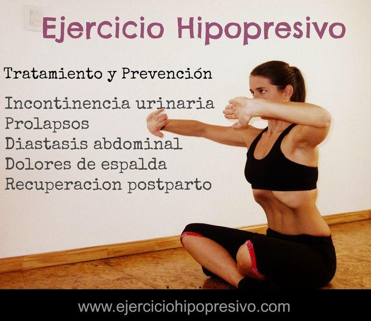 tabla ejercicios abdominales hipopresivos pdf - Buscar con Google