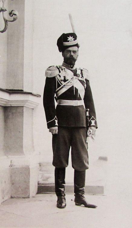 Tsar Nicholas II - C. 1904.