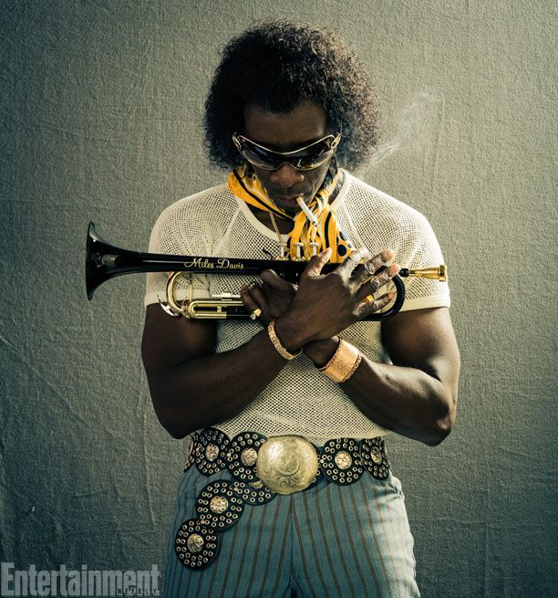 First Look: Don Cheadle as Miles Davis in biopic 'Miles Ahead' | Inside Movies | EW.com