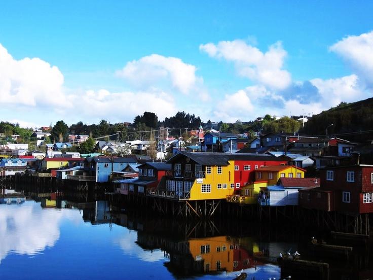 Isla de Chiloe, Chile