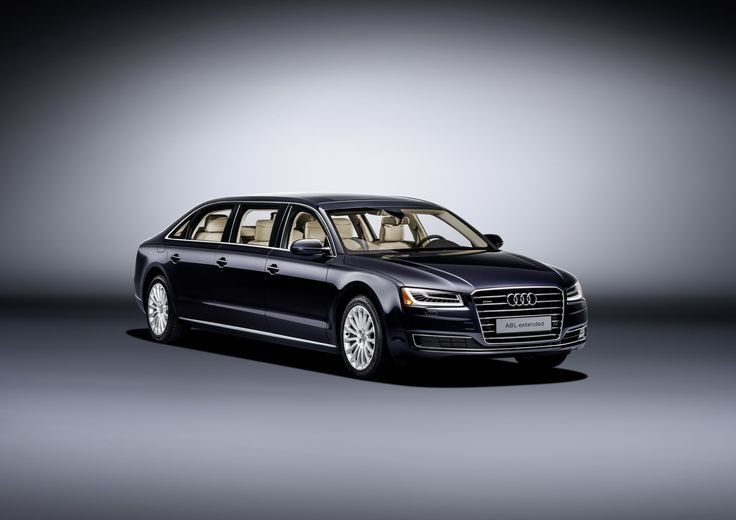 Audi To Go Mercedes-Maybach S-Class Hunting With Next-Gen A8?