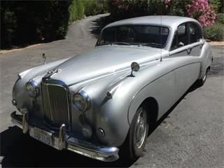1960 Jaguar Mark IX for Sale   ClassicCars.com   CC-710076