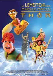 La leyenda del martillo mágico: Thor. Óskar Jónasson