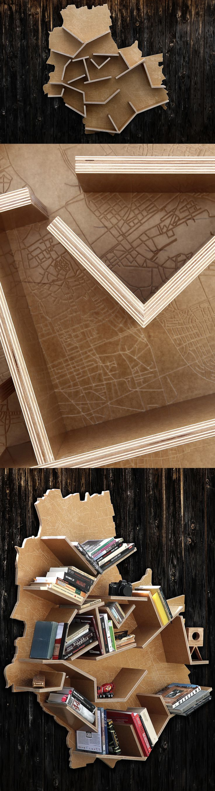 www.rzemisolo.pro www.facebook.com/rzemioslo.pro #rzemioslo #rzemioslo_pro #regał #półka #meble #warsaw #warszawa #plan #mapa #cnc #laser #co2 #design #ozdoba