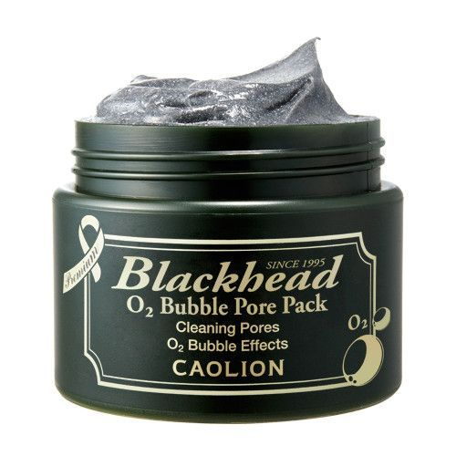Caolion Blackhead O2 Bubble Pore Pack - 50g - Peach & Lily | $26