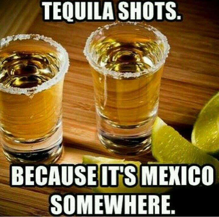 how to take a tequila body shot