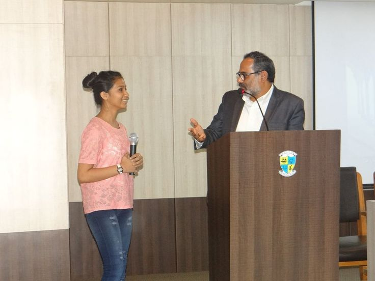 DSKIC was at Ness Wadia College Of Commerce, Pune. Enaging with students of 12th grade about careers in the thriving field of Animation. ‪#‎careersindesign‬ ‪#‎animation‬