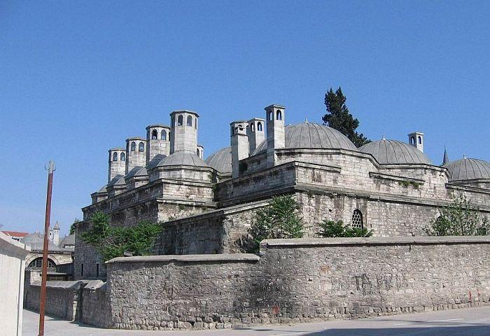 İstanbul Haseki Camii ve Hamamı