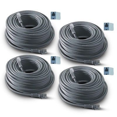 Audio Cables and Interconnects: Revo 60-Feet Rj12 Cable (4-Pack) R60rj12c-4 Cable New -> BUY IT NOW ONLY: $49.99 on eBay!
