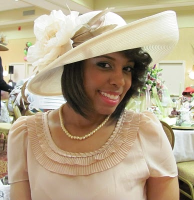 Filthy Chic: Its A Southern Thing...High Tea & Hats