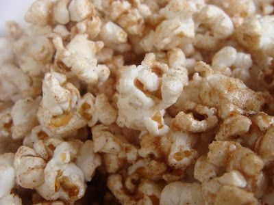 Sugar and Spice Popcorn