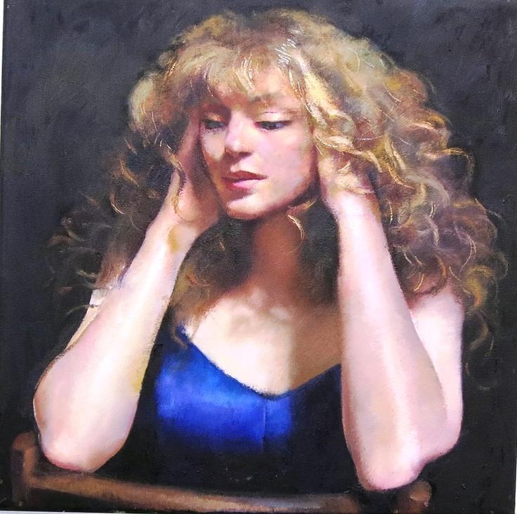 Portrait of Karen (C) TLF