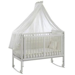 Baby Tech 192 Kuğu Ahşap Bebek Beşiği 60x120 indirimli fiyat seçeneği ile Arastamarket.com da.