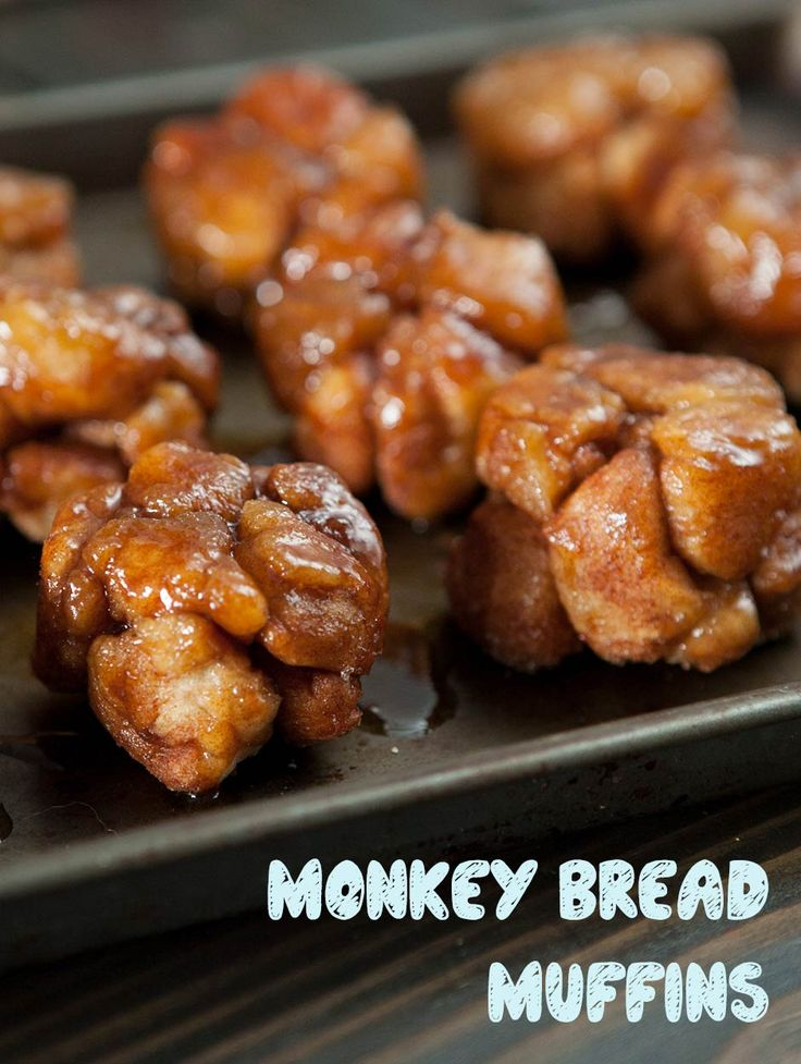 Monkey Bread Muffins, one of the best recipes I have tasted!