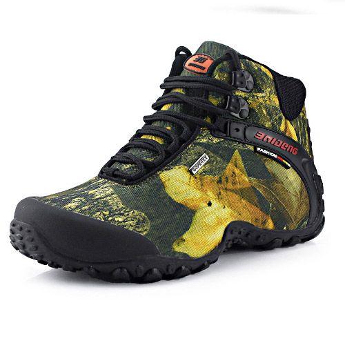 [NaturalHome] Марка Прогулочные Сапоги противоскольжения Мужская Открытый Пешие Прогулки Скальные Туфли Мужские Кроссовки Непромокаемую Обувь Загрузки