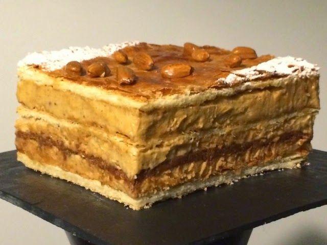 Caramel Beurre Sucré: Le 2000 feuilles de Pierre Hermé