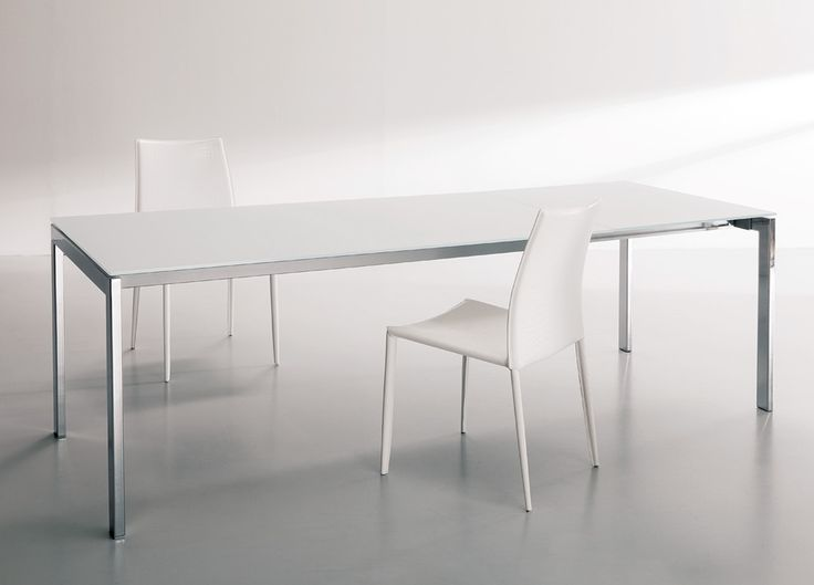 bontempi casa keyo dining table from 890 dimensions 110cm to 160cm x