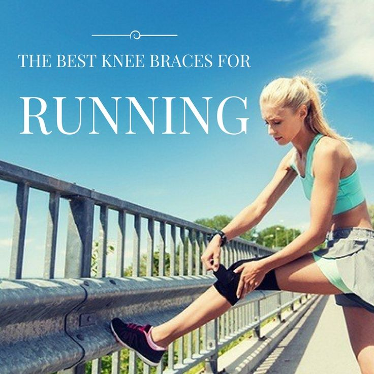 Need extra knee support while running? Click here for recommended knee braces for running:   - #knee #brace #running