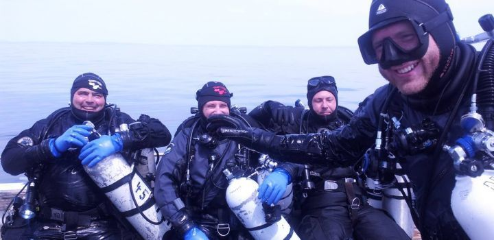 Are you ready for TEK? – A guide to evaluating the Training, Equipment and Knowledge required for starting 'technical' diving #scuba #tech #technical #diving #dive #training #equipment #knowledge