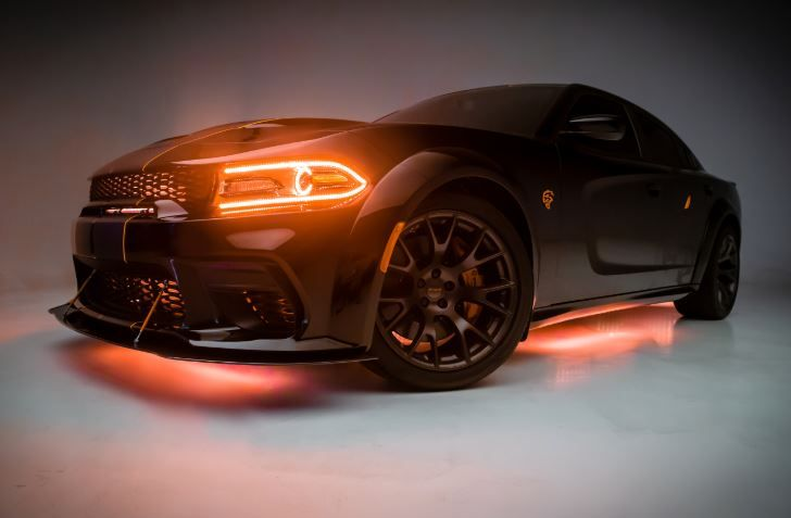 2020 Hellcat Charger Lights Hellcat Dodge Charger Hellcat Dodge Charger