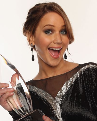 The Many Funny Faces of Jennifer Lawrence | Parade.com