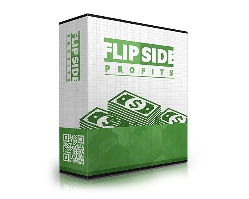 Flipside Profits is a course that shows complete newbies or even veteran marketers how anyone can take a $13 domain and turn it into your own personal cash generating monster.