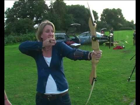 One of the top archers in the UK and long standing GB squad member Michael Peart gives Sue Thearle the low-down on getting started in archery. https://www.youtube.com/watch?v=zPl4spxrvg4