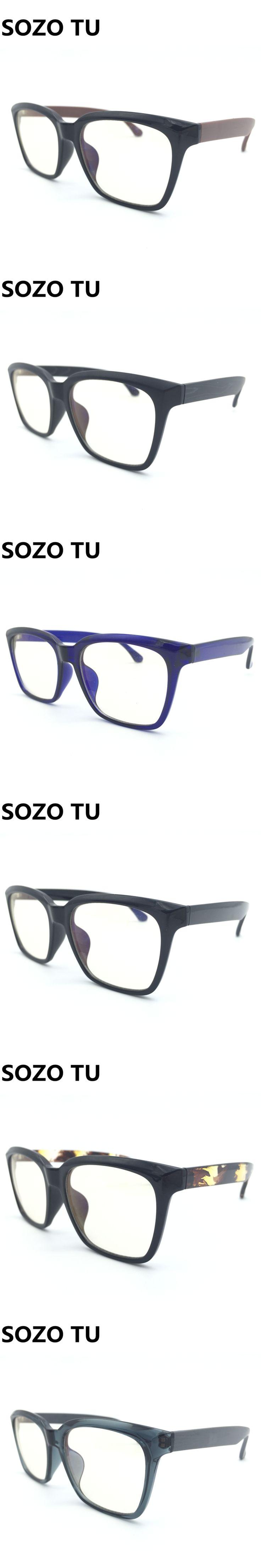 Anti Blue Light Blocking Fashion Women Glasses Frame Men Eyeglasses Frame Vintage Round Eyeglasses Brand Designer TR90 27055
